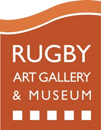 Rugby Art Gallery and Museum: Volunteer Makers Logo